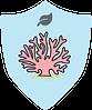 Environment Ocean Coral badge