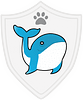 Animals Fintastic badge