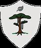 Environment Rainforest Tree badge