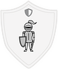 Domestic Violence Prevention Knight badge