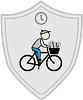 Simply Now Newspaper Delivery badge