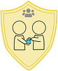 Human Services Charitable Citizen badge