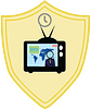 Simply Now News Broadcast badge