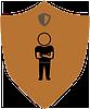 Domestic Violence Prevention Bouncer badge