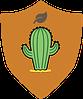 Environment Desert Cactus badge