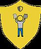 Domestic Violence Prevention Defender badge