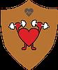 Health Hopeful Heart badge