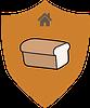 Food and Shelter Bread Bunker badge