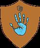 Arts Culture Humanities Finger Painter badge